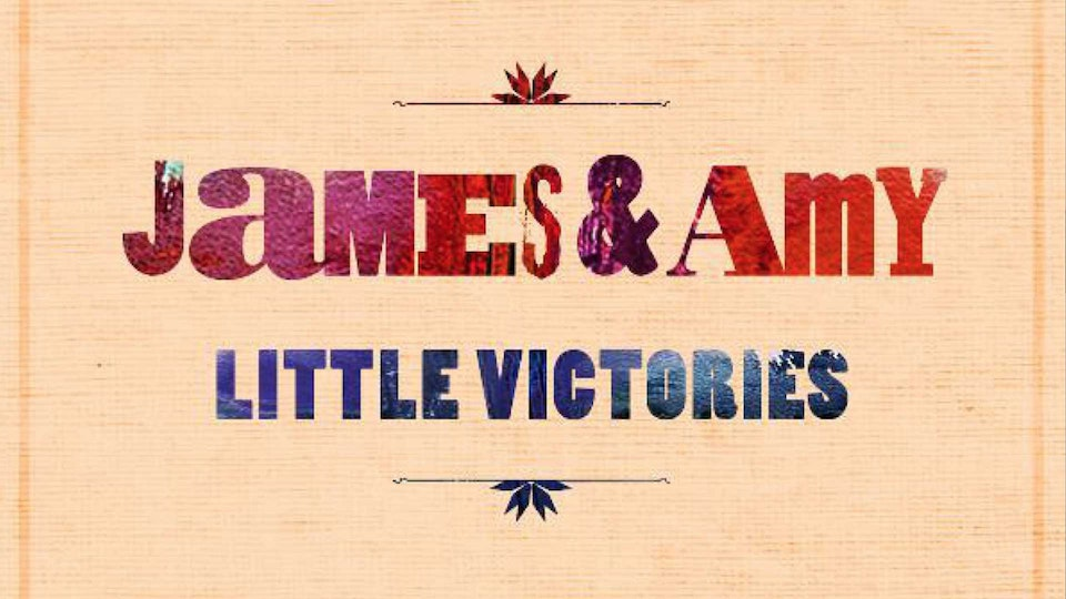 JAMES COOPER - Little Victories – Album