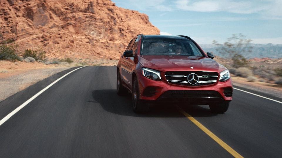 JAMES DOUGLAS COOPER - Mercedes-Benz – Uncharted