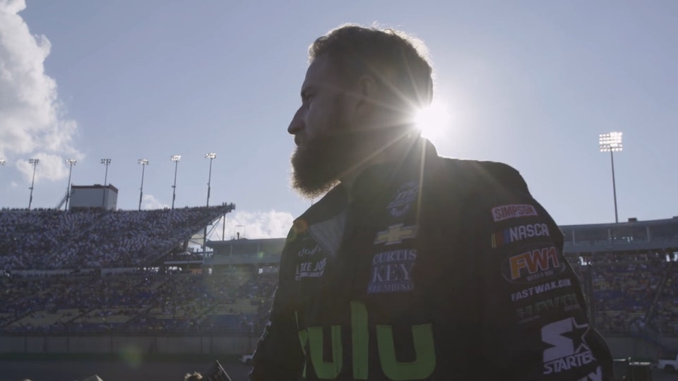 JAMES DOUGLAS COOPER - Hulu – The Driver Teaser