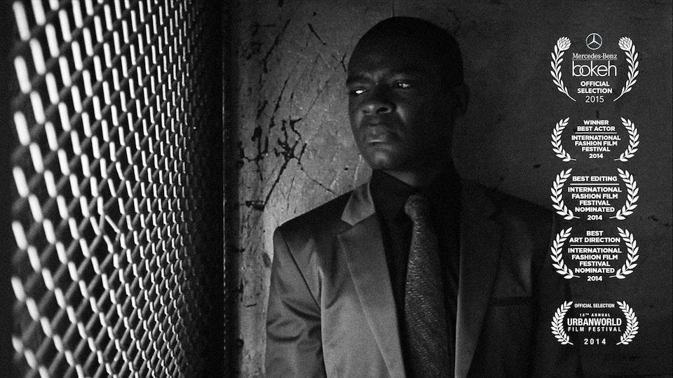 JAMES DOUGLAS COOPER - 206 - David Oyelowo – Short Film