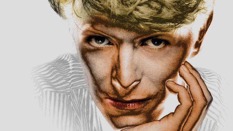 JAMES DOUGLAS COOPER - David Bowie