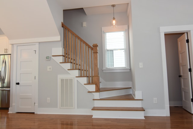 Butternut-11 Stairs