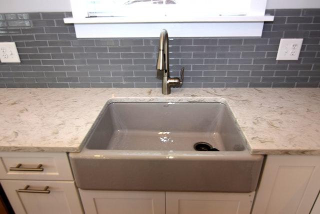 Butternut-9 Kitchen sink