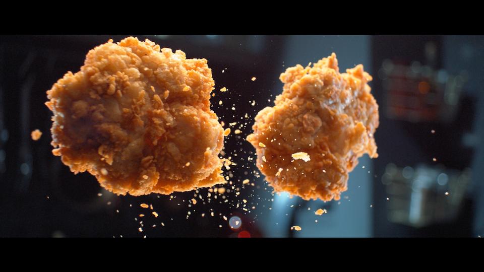 John Bentham | KFC | Dark Burger