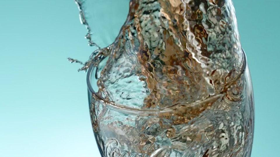 Coke 'Olympic Glass'