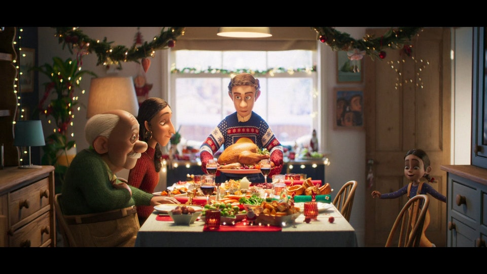 Lidl - 'A Christmas you can believe in' Dir Cut