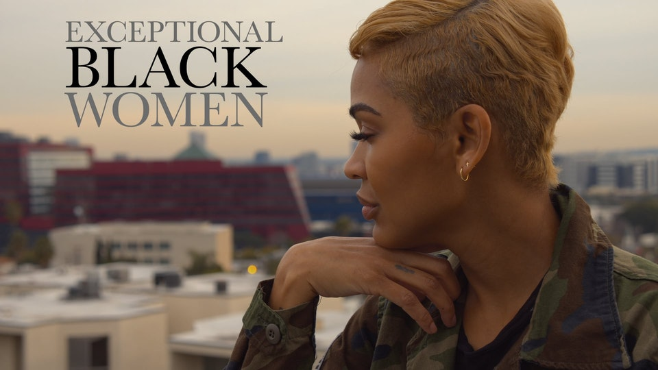 BET Exceptional Black Women - Series Trailer