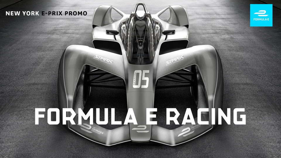 Formula E Racing Promo :30