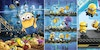 MINIONS PARK ATTRACTIONS