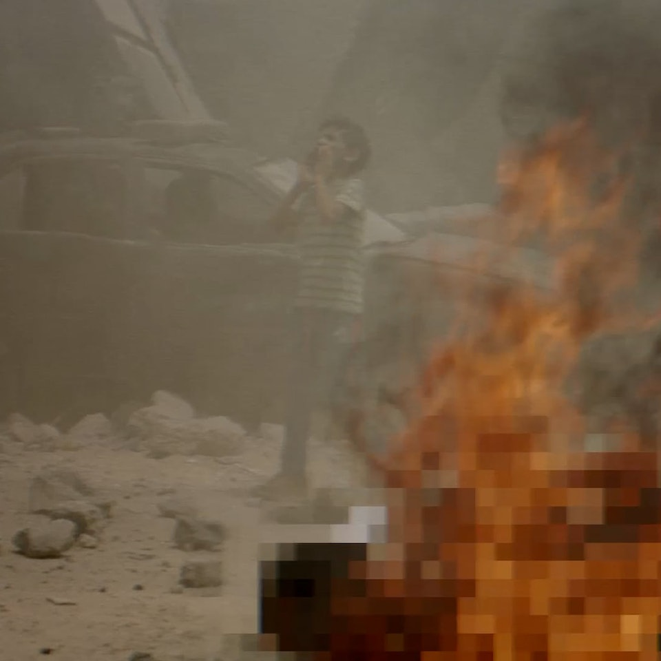 Ash Lockmun - Save The Children 'Censored' // directed by Frederic Planchon
