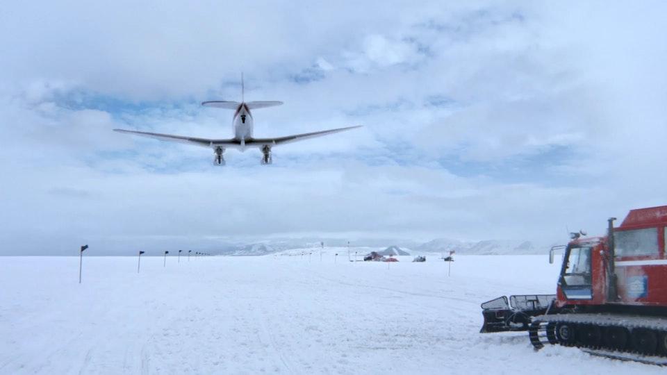 """Ash Lockmun - DHL """"Antartica"""" // directed by Marcus Söderlund"""