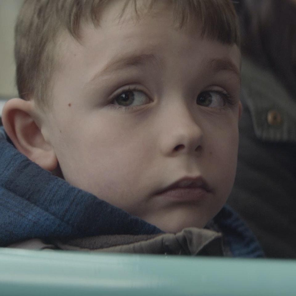 Ash Lockmun - Cadbury 'Bus' // directed by Frederic Planchon