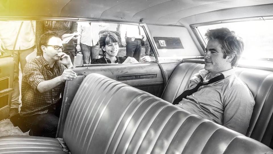 Ash Lockmun - TNT 'Patty Jenkins Interview' // directed by Novemba
