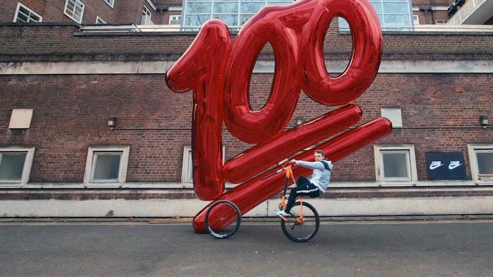Ash Lockmun - Nike 'Nothing Beats a Londoner Social' // directed by Finn Keenan
