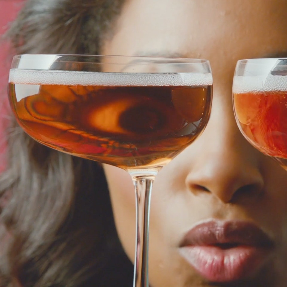 Ash Lockmun - Chambord 'How to' // directed by Abbie Stephens