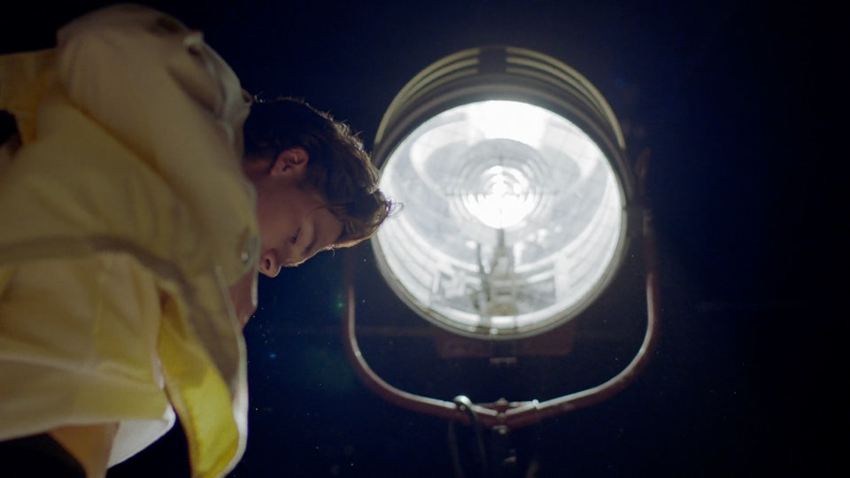 Ash Lockmun - Huawei 'Brooklyn Beckham' // directed by Simon Cahn