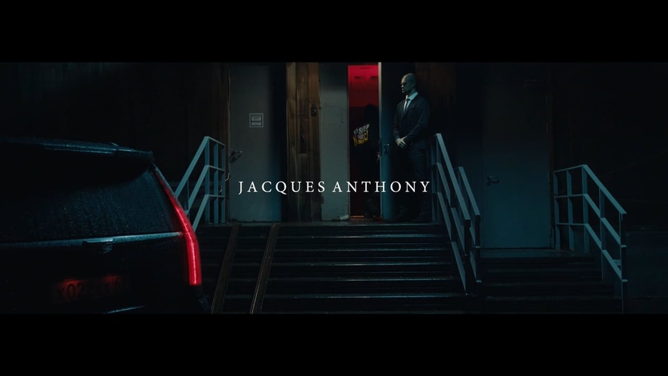 Жак Энтони – Dorogo