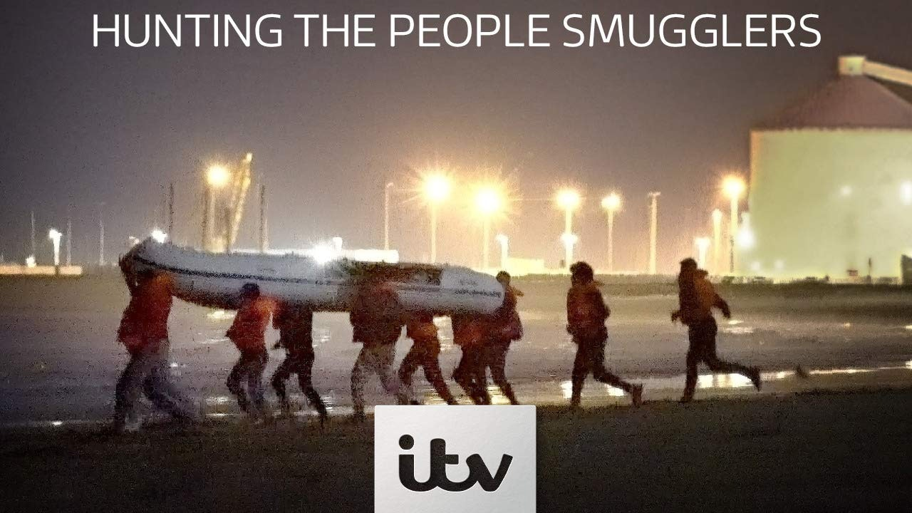 HUNTING THE PEOPLE SMUGGLERS