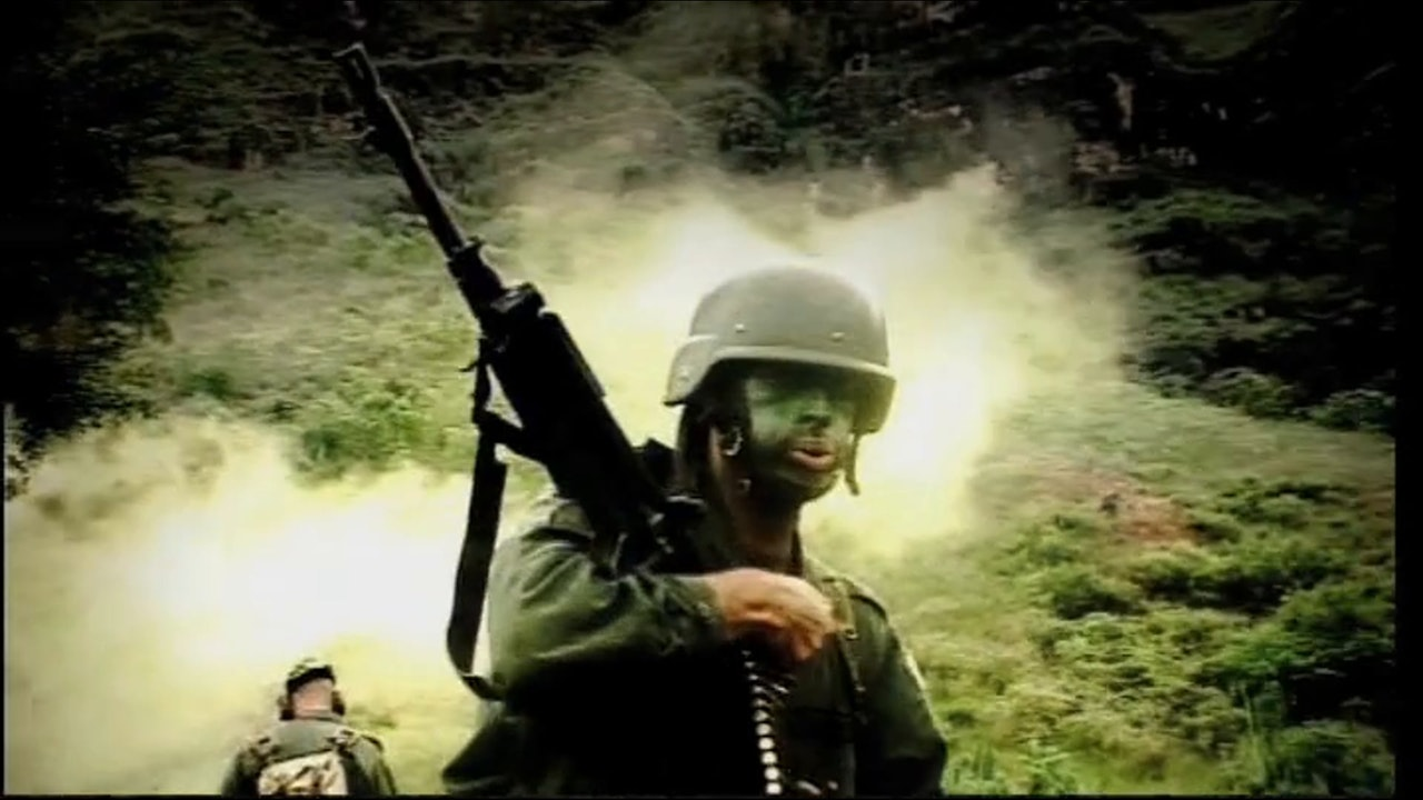CHRIS RYAN ELITE POLICE - ambush exercise