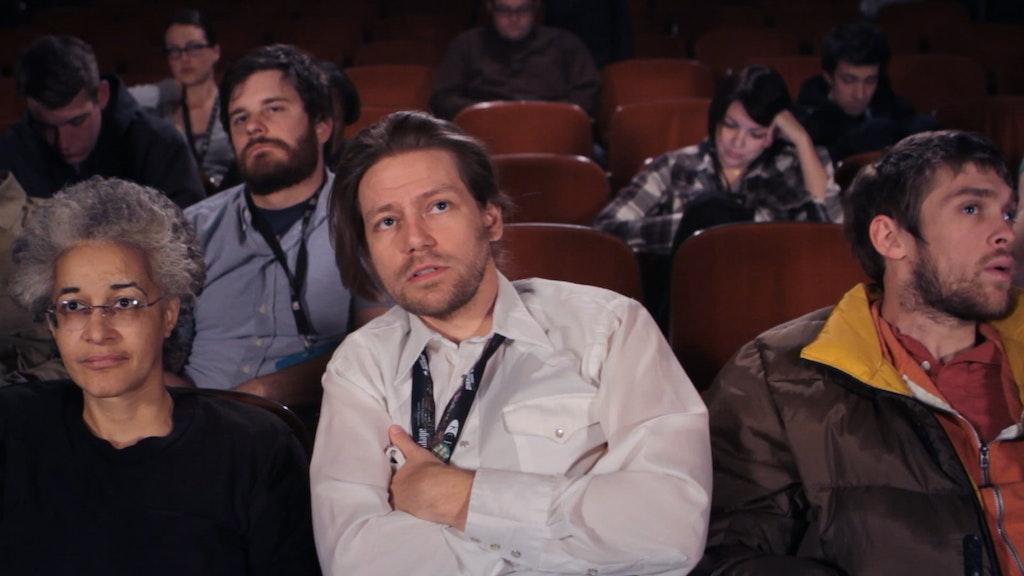 SXSW - 'Theater Bum'