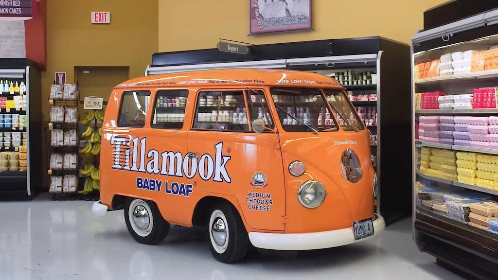 Tillamook - 'Cheese Aisle'