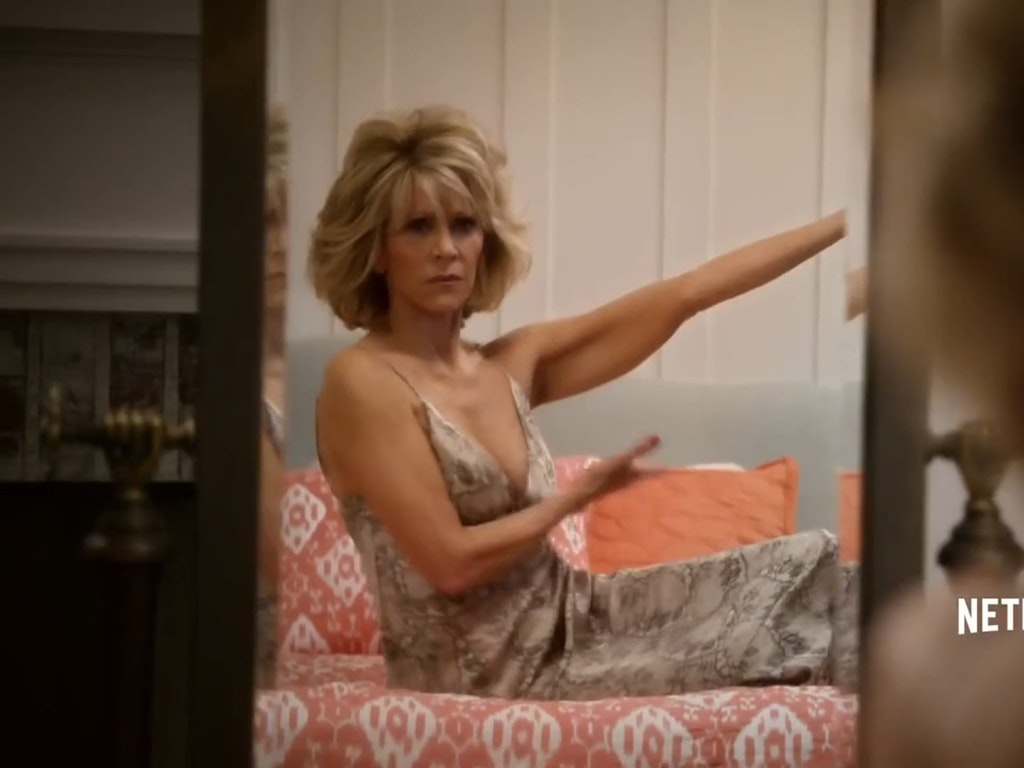Grace and Frankie ( Season 1 ) - Trailer VO