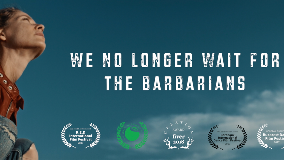 WE NO LONGER WAIT FOR THE BARBARIANS | TEASER