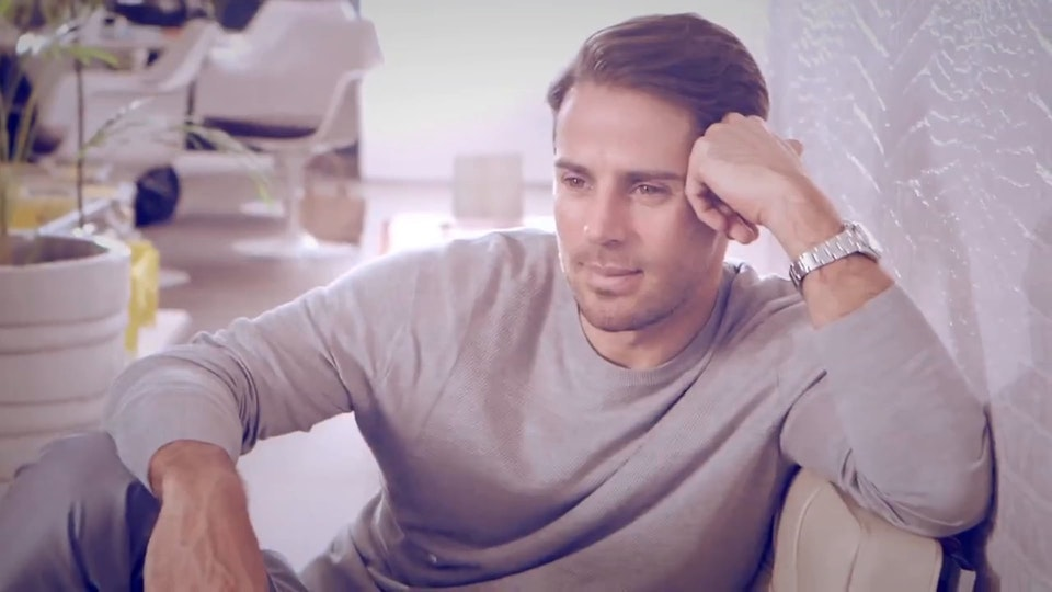 The Making Of - Avon x Jamie Redknapp // One Production