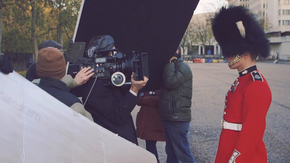 The Making Of - Visit Britain 'You're Invited' // Pulse Films // RKCR/Y&R