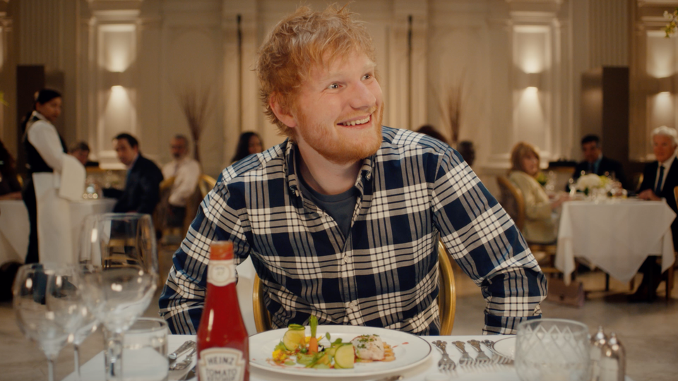 The Making Of - Heinz x Ed Sheeran //Smuggler //David the Agency