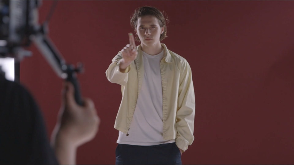 The Making Of - Huawei x Brooklyn Beckham // Pulse Films //Bisqit
