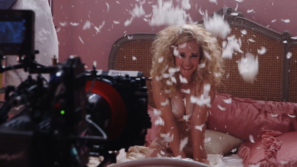The Making Of - Agent Provocateur x Juno Temple // Some Such // AP