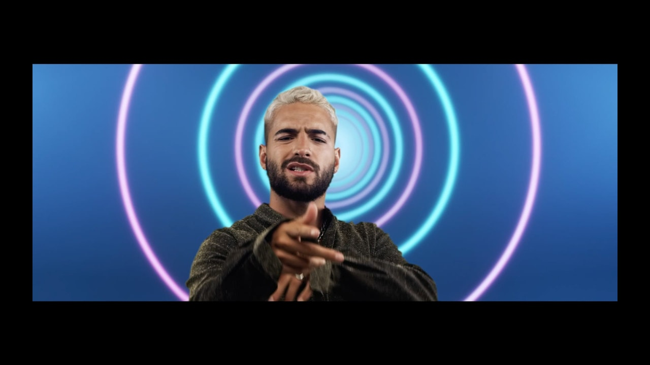 Black Eyed Peas feat. Maluma 'Feel The Beat'