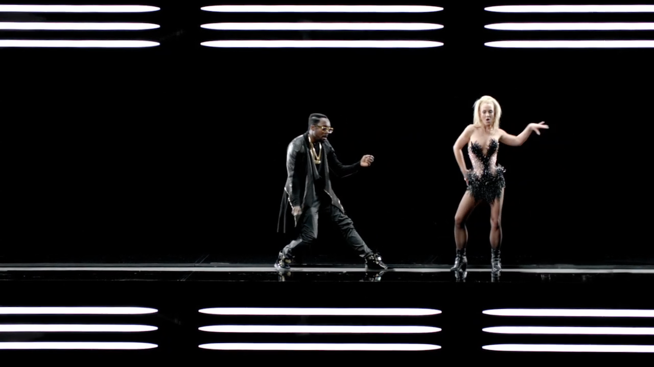 Will.i.am feat. Britney Spears 'Scream & Shout'