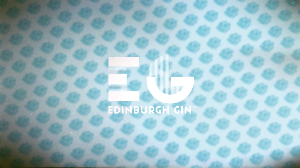 Edinburgh Gin / Valentines Bouquet