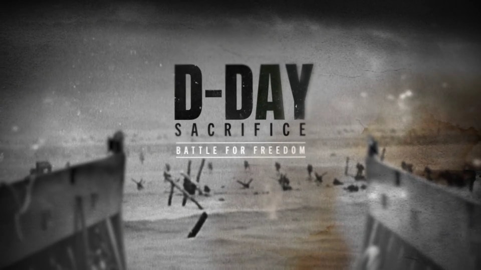 NAT GEO D-DAY SACRIFICE