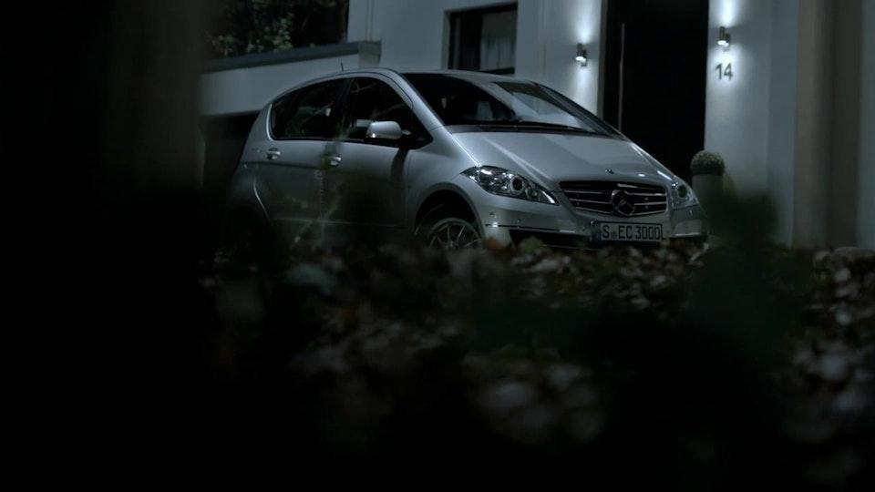 """Mercedes Benz """"E-Cell"""""""