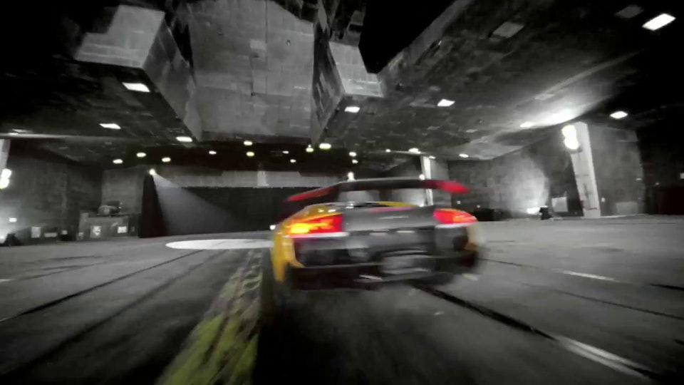 "Lamborghini ""Art of Speed"""