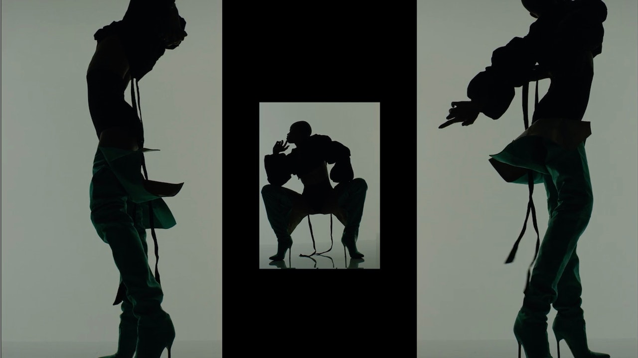Nick Knight: British Fashion Awards -