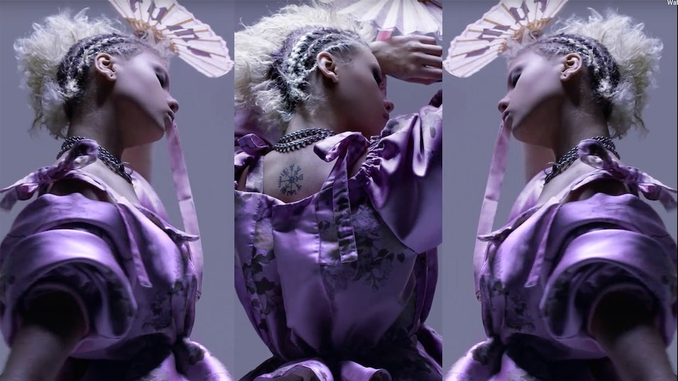 Nick Knight: British Fashion Awards