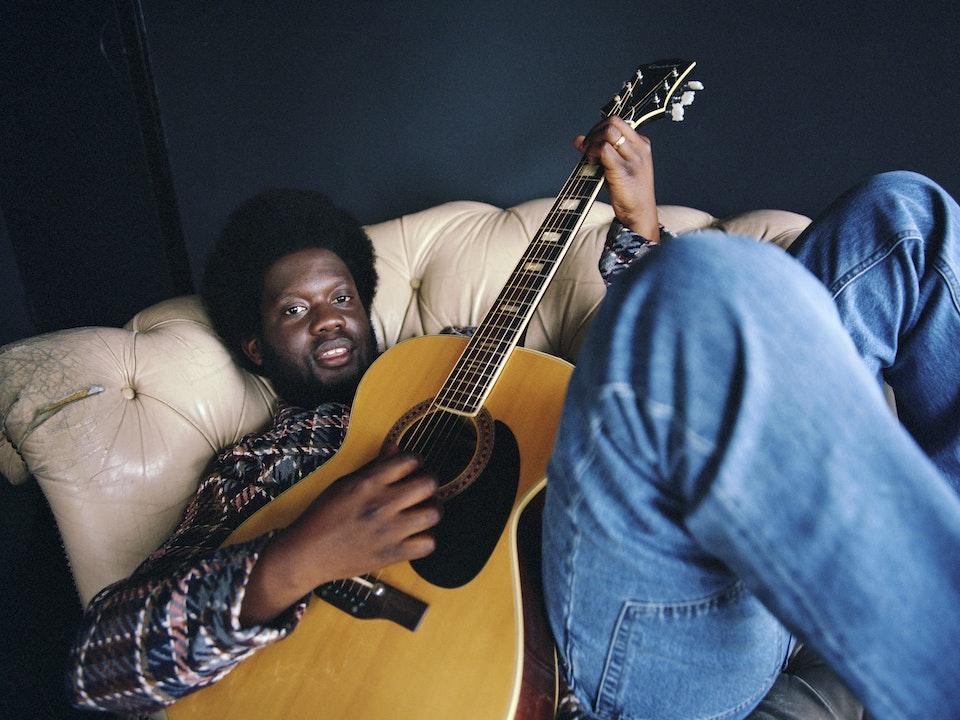 Michael Kiwanuka PR Photography