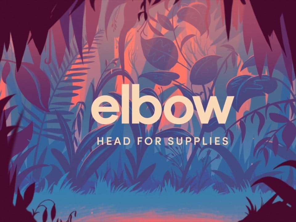 Elbow 'Little Fictions' Campaign