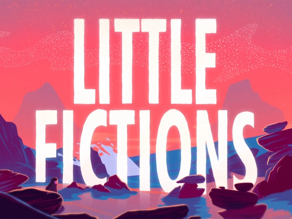 Elbow 'Little Fictions' Campaign