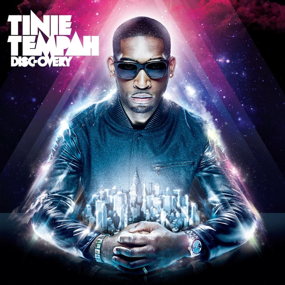 Tinie Tempah album sleeve -