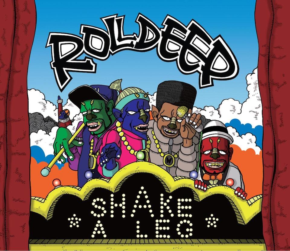 Roll Deep single -