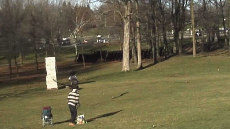 Golden Eagle Snatches Kid (2012)