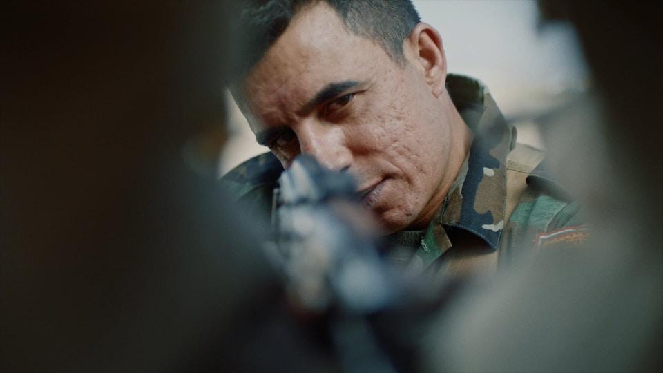 Peshmerga Mechanic