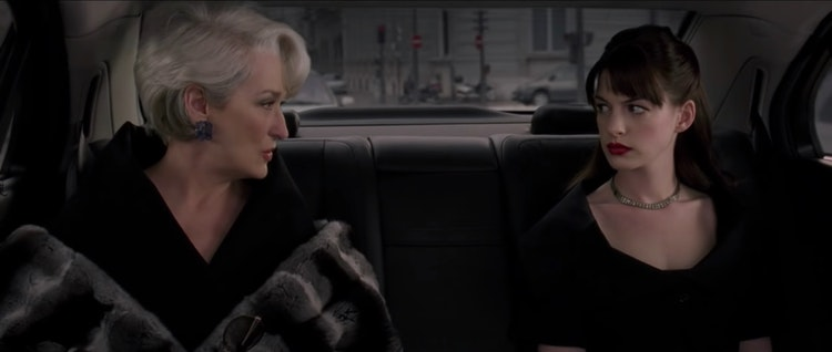 THE DEVIL WEARS PRADA (2005)