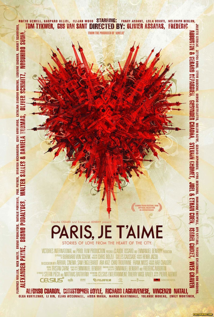 « PARIS, JE T'AIME : 15th Ar. » (2005)