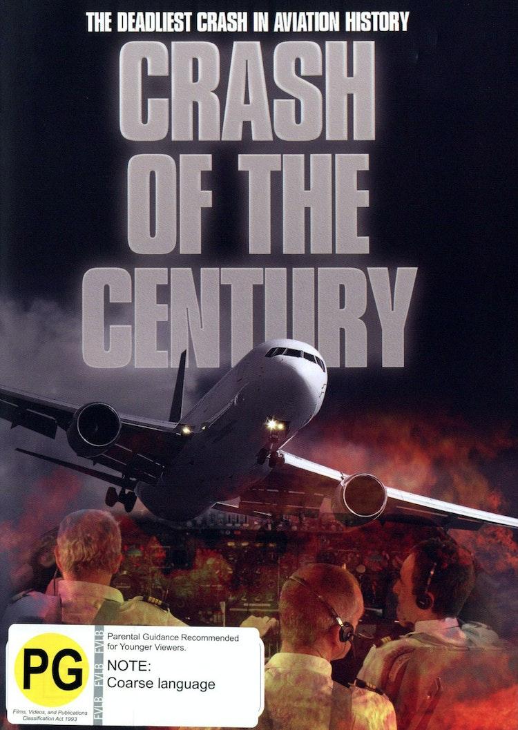 TENERIFE : CRASH OF THE CENTURY